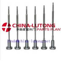 Quality Common rail injector 0445 110 105 injector nozzle  DSLA 154P 1320 control valve F00VC01045 for sale