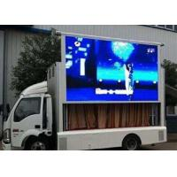 China Thin Truck Mounted Led Display P10mm , Smd Television Led Screen Mobiles on sale