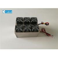 Buy Peltier Water Cooling Thermoelectric Liquid Cooler With Heat Sink at wholesale prices