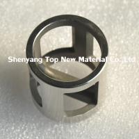 Quality Cobalt Alloy Valve Seat Inserts For Oil / Gas / Well Pump 38 - 44 HRC Hardness for sale