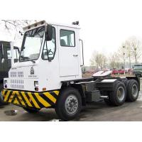 Quality SINOTRUK 6x4 HOWO 290hp terminal tractor / tractor head / prime mover truck for sale