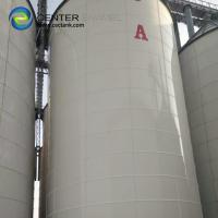 Buy cheap 20000 Gallon Bolted Steel Leachate Storage Tanks Confirmed To AWWA Standard from wholesalers