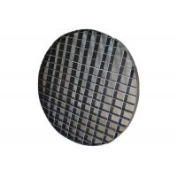 Quality Hot Dipped Steel Grate Drain Cover Good Slip Resistance Surface Lightweight for sale
