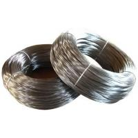 Quality 0.25 - 18mm Spring Tempered Stainless Steel Wire , 1.4401/1.4404 Coated Steel Wire for sale