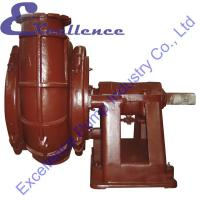 Quality Large Capacity Higher Abrasive River Dredging Sand And Gravel Pumps for sale