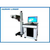 Quality Desktop UV Laser Marking Machine High Speed For Glass LED Screen Engraving for sale