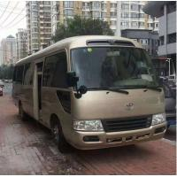 China High quality used passenger bus with leather seats, used diesel mini van with cheap price for sale on sale