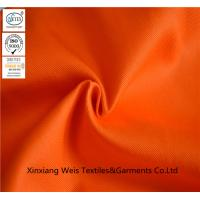China Cotton Nylon Fire Retardant Fabric High Tenacity NFPA2112 For Safety Coverall on sale