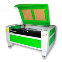 Quality 80w Laser Wood Cutting Machine / Laser Etching Machine With USB Interface for sale