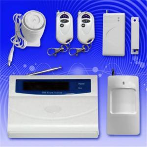 China LCD GSM burglar alarm system(AF-GSM3) on sale