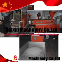 Quality PP Non Woven / Film Plastic Recycling Machinery CE Certificate for sale