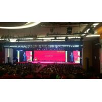 Ultra Thin High Refresh Rate Stage Led Display, Fast Lock Led Wall For Event