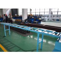 Automatic Change Size CZ Purlin Roll Forming Machine For Making Steel Frame