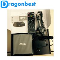 M8s Ott Tv Box Android s812 Android 2g 16g Kodi 14 .2 With Dual Wifi 4K2K