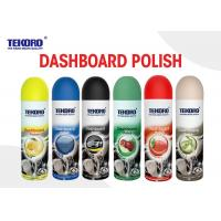 Quality Dashboard Polish / Cockpit Shine For Protecting And Restoring Automotive Plastic Parts for sale