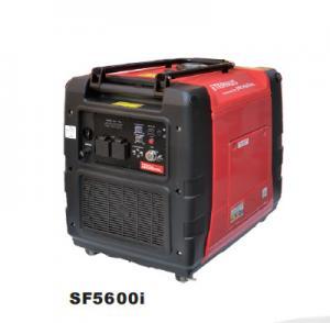 Quality 3KVA 3600RPM Small Gasoline Powered Generator , Honda 270 for sale