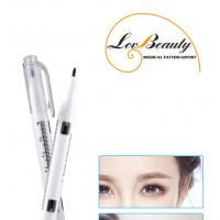 China 0.5 ~ 1.0mm Double - Headed Surgical Skin Marker Medical Pen With Ruler on sale