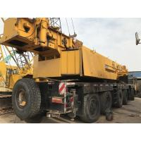 China 1999 Year All Terrian Crane Germany Original 160 Ton Used Krupp Crane KMK5160 on sale