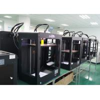 Quality Super Large Metal Frame Industrial 3D Printing Machine Dual Head 360W Max Power for sale