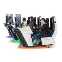 Quality High cost performance AR racing car driving arcade simulator game machine for sale