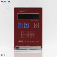 Quality Ra, Rz, Rq, Rt Surface Roughness Tester SRT-5000 With lithium ion rechargeable batteries for sale