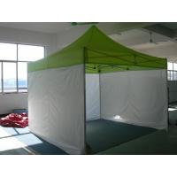 Quality Anti fire Easy up waterproof pop up gazebo Single layer polyester tent for sale