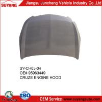 Quality Replacement Body Parts Auto Engine Hood/Bonnet For Chevolet Cruze for sale