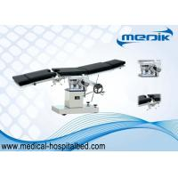 Quality Height Ajustable Hydraulic Operation Theatre Table  Castors For General Surgery for sale