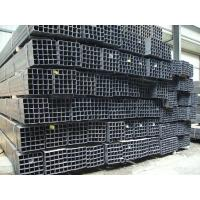 Quality ASME A519 Black Square Steel Pipe Seamless For Mechanical Tubing for sale