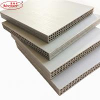 Quality polypropylene material gray hollow plastic concrete wall/column formwork for sale
