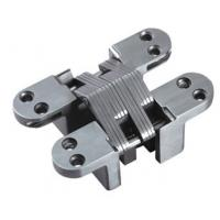 Quality 180° Casting Stainless Steel Concealed Hinges For Fireproof Door Villa Door for sale