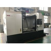 China Bed Type Vertical Machine Center , 11kw Spindle Motor CNC Vertical Milling Machine on sale