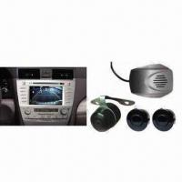 Quality Car Parking System with Hanging Type Camera, Voice Module and 2 Sensors, Safe to Use for sale