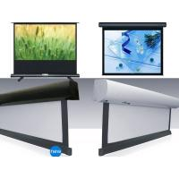 China projection screen fabric beaded/glass fiber/3D metal/ultrawide/back projection on sale