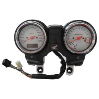 Quality ABS or PP Motorcycle Speedometer Kit 100000KM Motorcycle Tachometer Gauge CB600 for sale