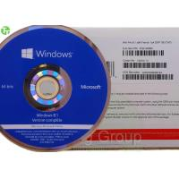 Quality French Language Win 10 Pro OEM Key Microsoft Windows 8.1 Pro Pack OEM Software for sale