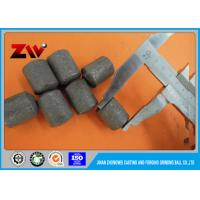 Quality Hardness HRC 55-65 high chrome grinding cylpebs for ball mill crushers for sale