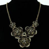 Quality Fashion Lady Alloy Jewelry Necklace (NKJ-088) for sale