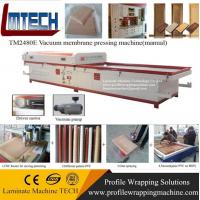 China pvc folding doors interior vacuum membrane press machine south africa on sale