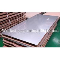 Quality Decorative 304 Cold Rolled Stainless Steel Sheet ASTM A240 / JIS G4305 Standard for sale