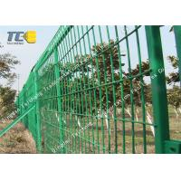 Quality Light Weight Welded Mesh Fencing Isolation Pier Guardrail Weather Resistance for sale