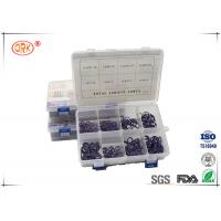 Quality NBR HNBR O Ring Box Ozone Sunlight Resistance 240Pcs For Auto Air Conditioner for sale