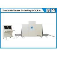 Buy SF100100 Big Size X Ray Baggage Scanner 0.22m / S Conveyor Speed For Airport Security Checking at wholesale prices