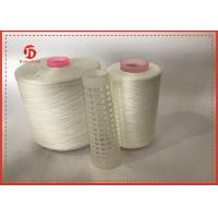 Quality Eco-Friendly S/Z Dope Dyed Polyester Spun Yarn 30/2 AAA and AA Grade for sale