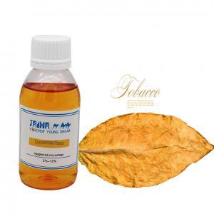 China E-Cigarette Liquid Making Tobacco Flavour Concentrate , Vape Liquid Flavors on sale