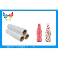 Quality Environmentally Friendly PETG Shrink Film Rolls Customizable Length , One - Off Prototypes for sale