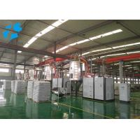 Quality Gas Pipes Desiccant Bed Dryer / Plastic Drying Equipment Simens PLC Control for sale