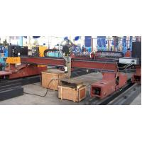 Quality Sheet Metal CNC Flame Plasma Cutting Machine High Precision for sale