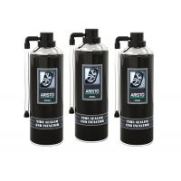 Quality Automotive Tire Care Products 400ML Tire Sealer & Inflator Spray Liquid Coating for sale