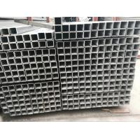 Quality AISI 304L Square Metal Tubing , Annealed Surface Structural Steel Tubing for sale